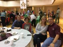 Jeff & Amy Adkerson, Kristen & Brian McCaskill