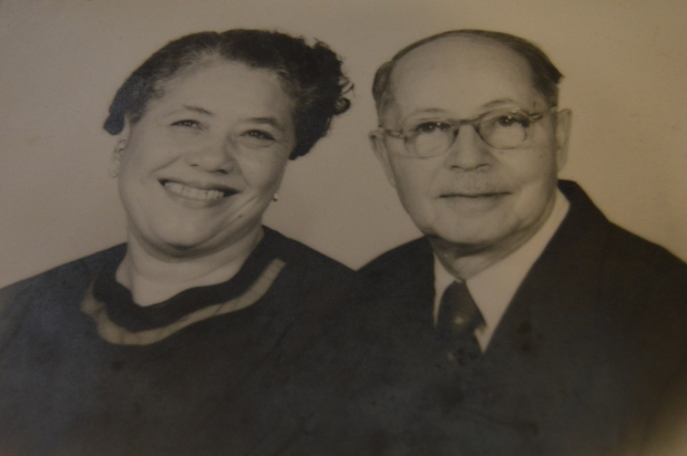 Sadye and Robert Wier